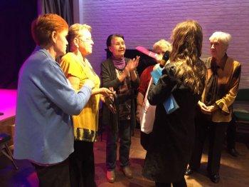 ДК«Дружба» провела ретро вечер в честь Дня пожилого человека