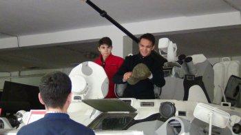 Юноши района Бирюлево Западное приняли участие в Дне призывника