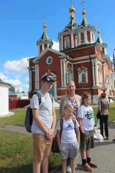 14 августа 2018 года, аппарат Совета депутатов муниципального округа Бирюлево Западное организовал поездку в город Коломна