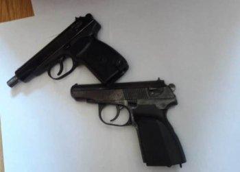 На юге столицы возбуждено уголовное дело по факту незаконного хранения оружия и боеприпасов