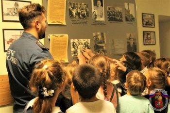 Московские школьники узнают больше о Гражданской обороне